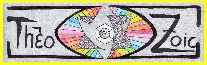 theozoic, tetrahedron, geometry, merkaba, star of david, solomon's seal,